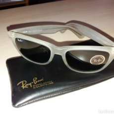 Vintage: VINTAGE RAY BAN BAUSCH & LOMB B&L - WAYFARER - MADE IN U.S.A. - FROSTED G15 GREY. Lote 149204150