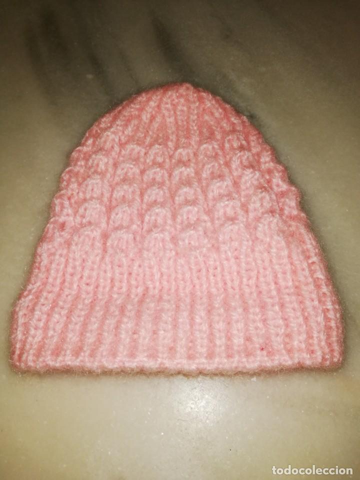 ed629827d gorro de lana para bebé. - Comprar Complementos vintage en ...