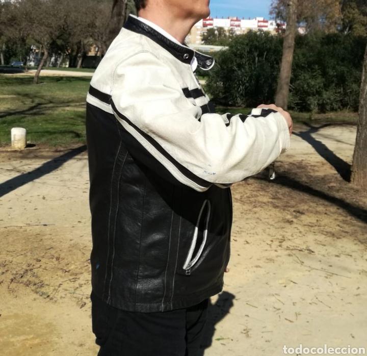 Vintage: No ofertas ! Magnifica chaqueta alemana cuero legítimo moto. Portes incluidos - Foto 7 - 150244792