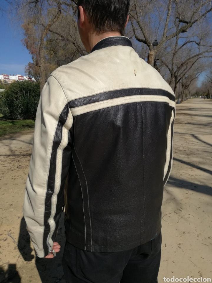 Vintage: No ofertas ! Magnifica chaqueta alemana cuero legítimo moto. Portes incluidos - Foto 2 - 150244792