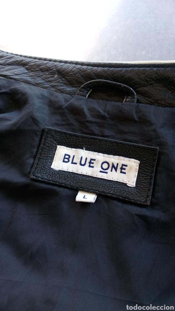 Vintage: No ofertas ! Magnifica chaqueta alemana cuero legítimo moto. Portes incluidos - Foto 8 - 150244792