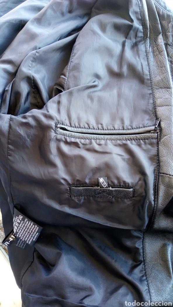 Vintage: No ofertas ! Magnifica chaqueta alemana cuero legítimo moto. Portes incluidos - Foto 6 - 150244792