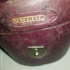 Vintage: MALETIN COSTURA PIEL AÑOS 50. Lote 150666698
