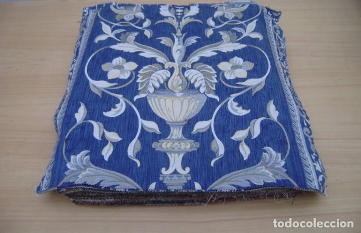 Vintage: Super lote de mas de 300 muestrario de telas. - Foto 2 - 150850410