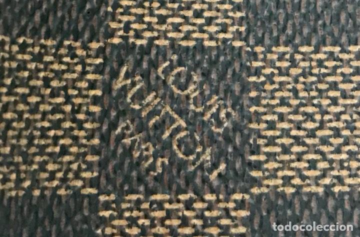 Vintage: Cartera billetera Louis Vuitton. Damier. Cuero 100%. Made in France. - Foto 16 - 151971108