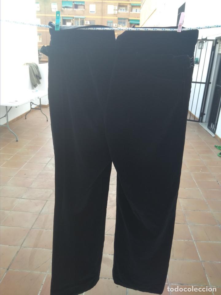 Vintage: Antiguo Pantalón de hombre - Foto 3 - 152520170