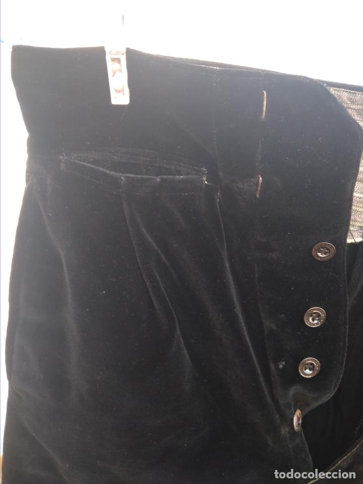 Vintage: Antiguo Pantalón de hombre - Foto 8 - 152520170