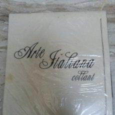 Vintage: PANTY VINTAGE NEGRO ITALIANO. Lote 153227093