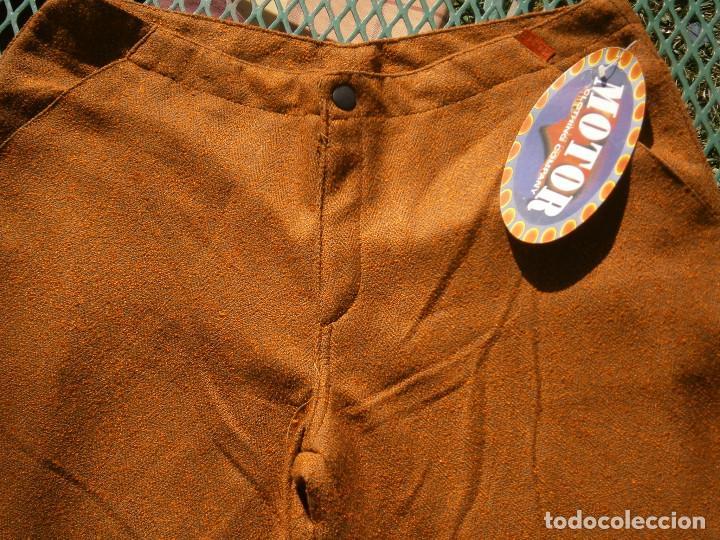 Precioso Pantalon De Campana Anos 80 90 Nu Comprar Moda Vintage Mujer En Todocoleccion 153266030