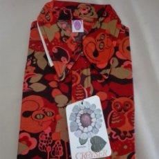 Vintage: CAMISA VINTAGE AÑOS 70 NUEVA. Lote 153473162