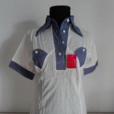 Vintage: CAMISA VINTAGE MUJER NUEVA. Lote 153480370