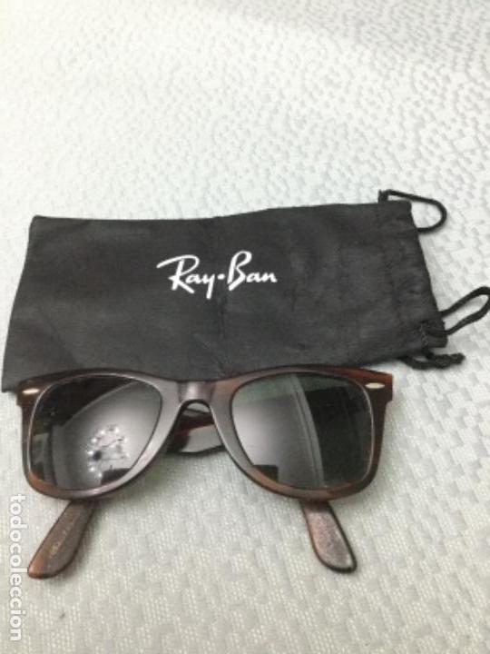 8588bcc5e Gafas de sol marca ray ban sport modelo wayfare - Sold through ...