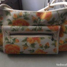 Vintage: BOLSO VINTAGE. NO PIEL. Lote 153875086