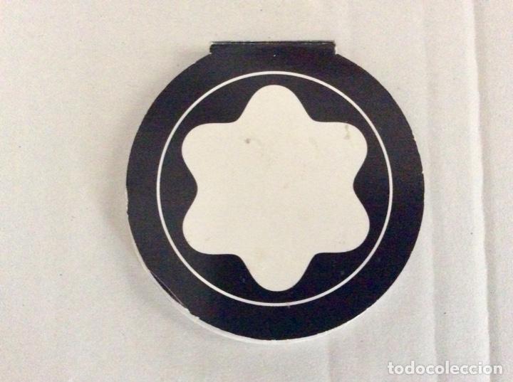 Vintage: Envío 8€. Estuche de regalo de la firma MONT BLANC AÑOS 80 con mini libreta logo marca - Foto 11 - 154368086