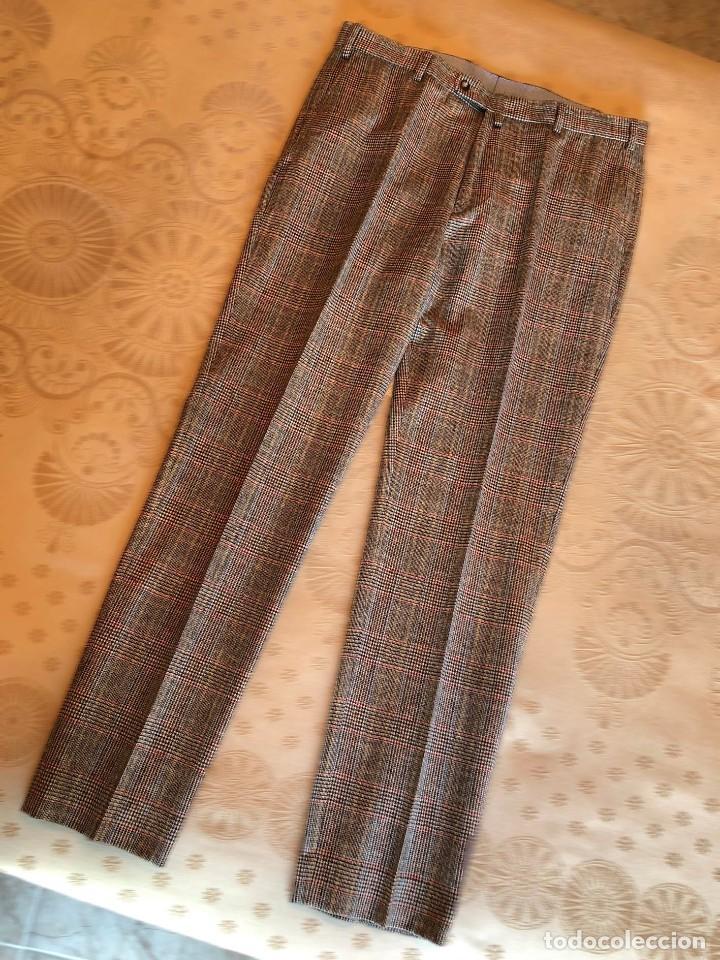 Vintage: Pantalón de cuadros. Nuevo. Gant. Hipster. U.S.A. Estados Unidos - Foto 5 - 154395666