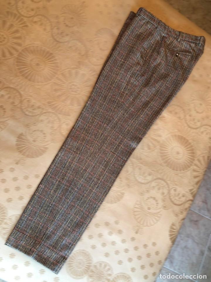 Vintage: Pantalón de cuadros. Nuevo. Gant. Hipster. U.S.A. Estados Unidos - Foto 6 - 154395666