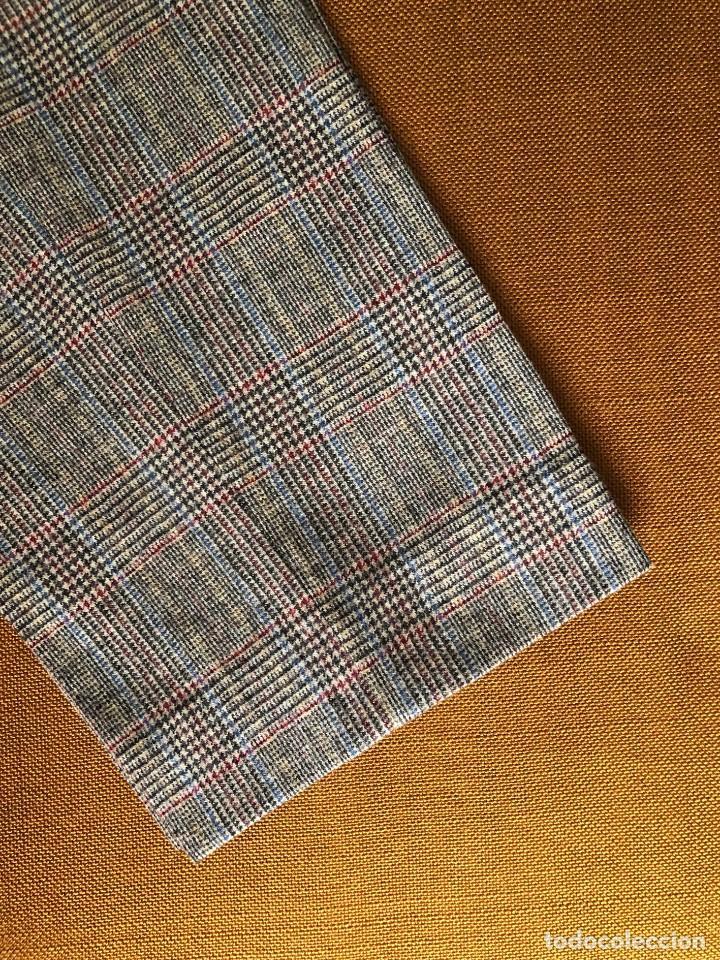 Vintage: Pantalón de cuadros. Nuevo. Gant. Hipster. U.S.A. Estados Unidos - Foto 10 - 154395666