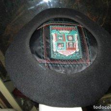 Vintage: BOINA CHAPELA VASCA GORSTIAGA VICTOR IMPERMEABLE BILBAO VICTOR 9. Lote 154468550