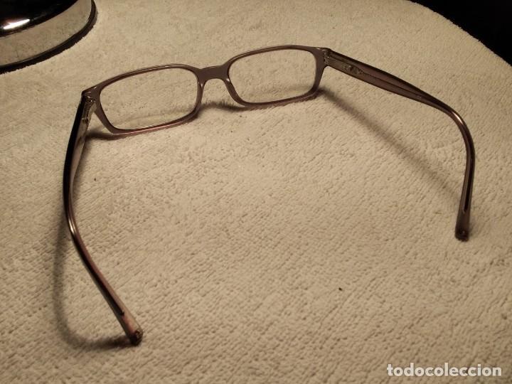 Vintage: Gafas ( CHANEL MOD 3013 ) EJECUTIVA, COMERCIAL. CRISTAL GRADUADO MONTURA EN BUEN ESTADO - Foto 6 - 155247598