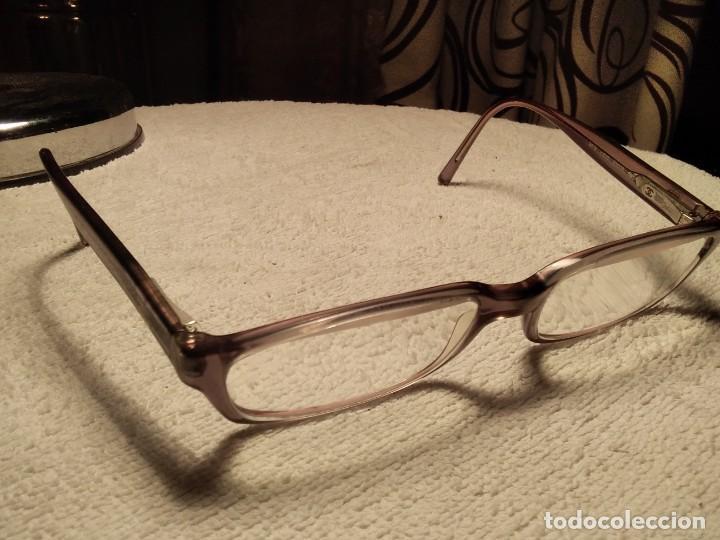 Vintage: Gafas ( CHANEL MOD 3013 ) EJECUTIVA, COMERCIAL. CRISTAL GRADUADO MONTURA EN BUEN ESTADO - Foto 7 - 155247598