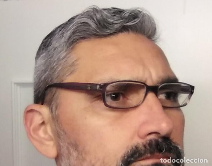 Vintage: Gafas ( CHANEL MOD 3013 ) EJECUTIVA, COMERCIAL. CRISTAL GRADUADO MONTURA EN BUEN ESTADO - Foto 14 - 155247598