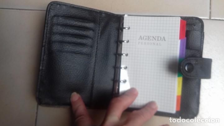 Vintage: Agenda de bolsillo 6 anillas nueva - Foto 3 - 155475086