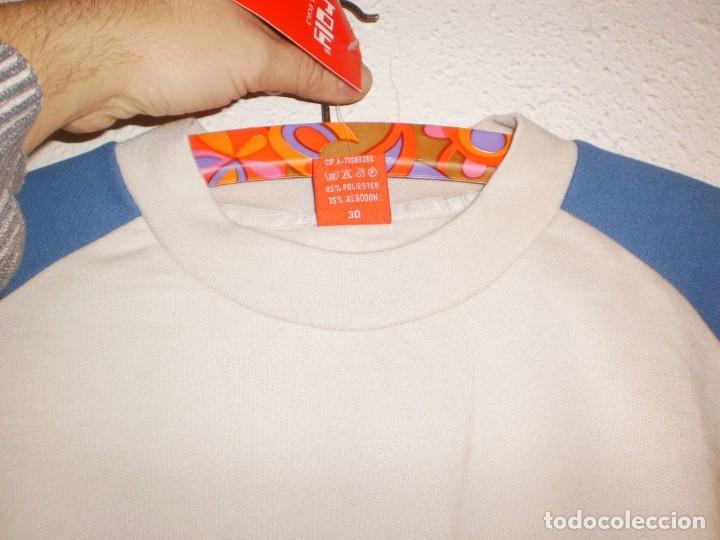 Vintage: ROLY (PLATA PINTURAS). Jersey / Chandal hombre para industria Talla 30 / XL. SIN USAR CON ETIQUETA - Foto 2 - 155606850