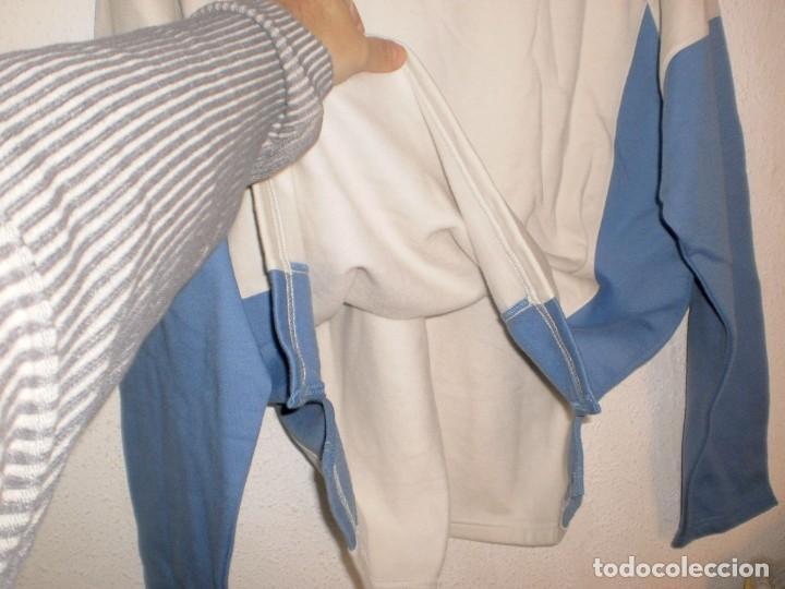 Vintage: ROLY (PLATA PINTURAS). Jersey / Chandal hombre para industria Talla 30 / XL. SIN USAR CON ETIQUETA - Foto 4 - 155606850