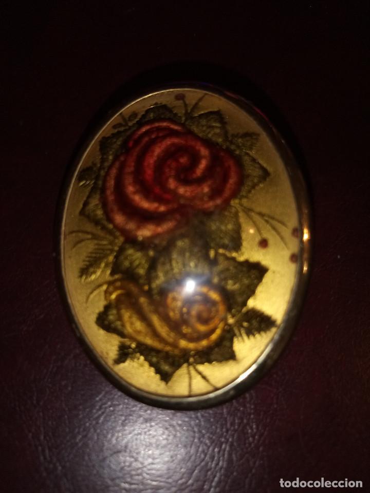 Vintage: Medallón broche vintage - Foto 2 - 156008806