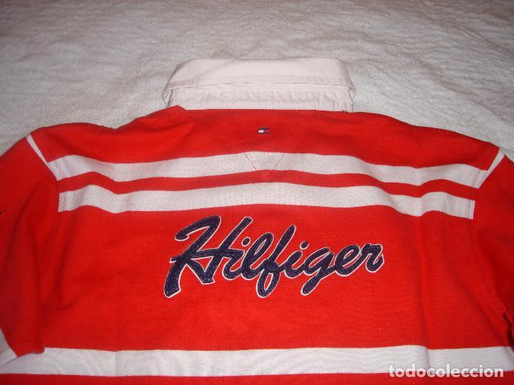 Vintage: Precioso polo Tomy Hilfiger años 90, como nuevo talla para joven de 14 a 15 años - Foto 5 - 156122638