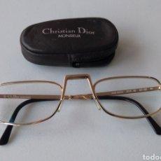 Vintage: GAFAS CHRISTIAN DIOR MONSIEUR. Lote 156777234