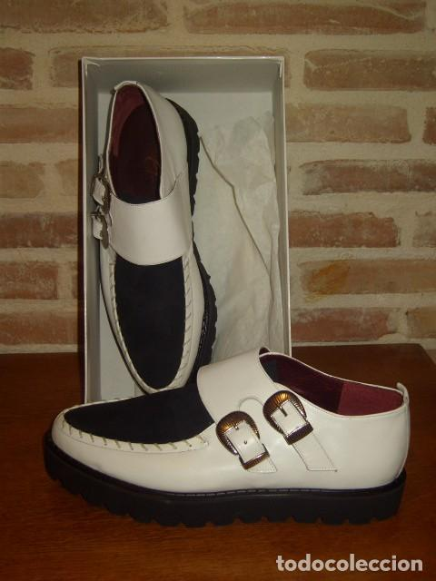 Vintage: ZAPATOS BUGGIES, TIGUES.ORIGINALES AÑOS 70-80.ROCKABILLY - Foto 1 - 156831666
