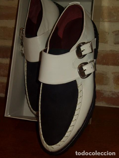 Vintage: ZAPATOS BUGGIES, TIGUES.ORIGINALES AÑOS 70-80.ROCKABILLY - Foto 3 - 156831666