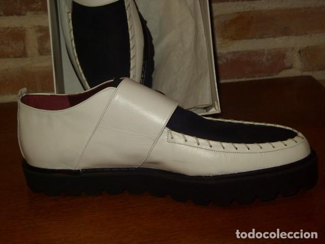 Vintage: ZAPATOS BUGGIES, TIGUES.ORIGINALES AÑOS 70-80.ROCKABILLY - Foto 6 - 156831666