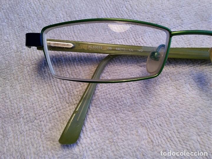 Vintage: Gafas ( AGATHA RUIZ DE LA PRADA. MODELO AL-60033) CRISTALES GRADUADOS. MONTURA BUEN ESTADO. - Foto 2 - 157004958
