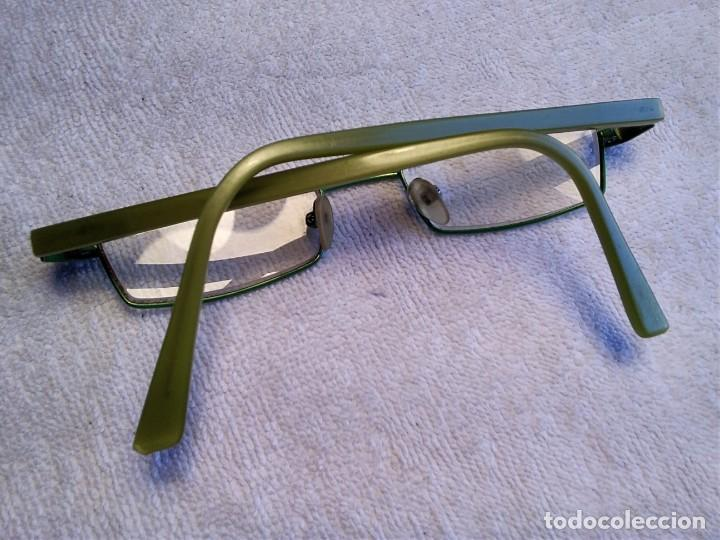 Vintage: Gafas ( AGATHA RUIZ DE LA PRADA. MODELO AL-60033) CRISTALES GRADUADOS. MONTURA BUEN ESTADO. - Foto 4 - 157004958