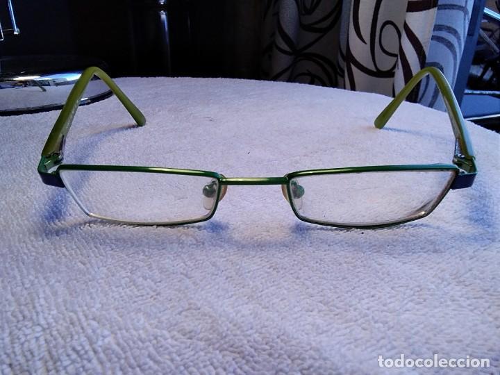 Vintage: Gafas ( AGATHA RUIZ DE LA PRADA. MODELO AL-60033) CRISTALES GRADUADOS. MONTURA BUEN ESTADO. - Foto 6 - 157004958