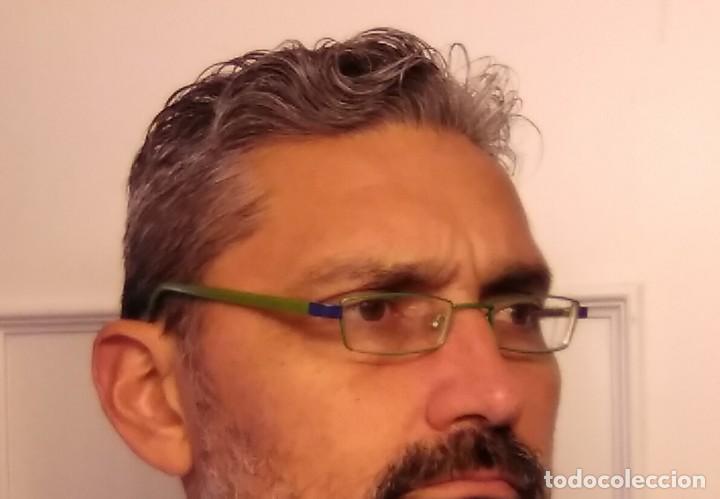 Vintage: Gafas ( AGATHA RUIZ DE LA PRADA. MODELO AL-60033) CRISTALES GRADUADOS. MONTURA BUEN ESTADO. - Foto 11 - 157004958