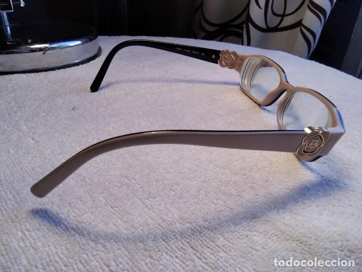 Vintage: Gafas (CHANEL MOD 3131.serie. BC 5154953) CRISTAL GRADUADO. MONTURA EN BUEN ESTADO. - Foto 10 - 157527438