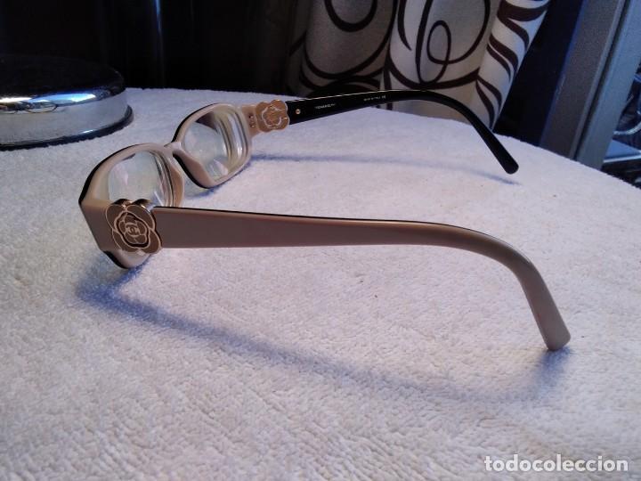Vintage: Gafas (CHANEL MOD 3131.serie. BC 5154953) CRISTAL GRADUADO. MONTURA EN BUEN ESTADO. - Foto 11 - 157527438