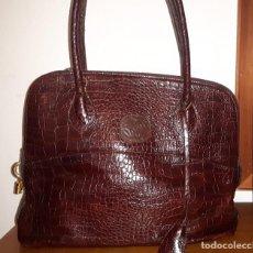 Vintage: BOLSO DE PIEL. Lote 158414762