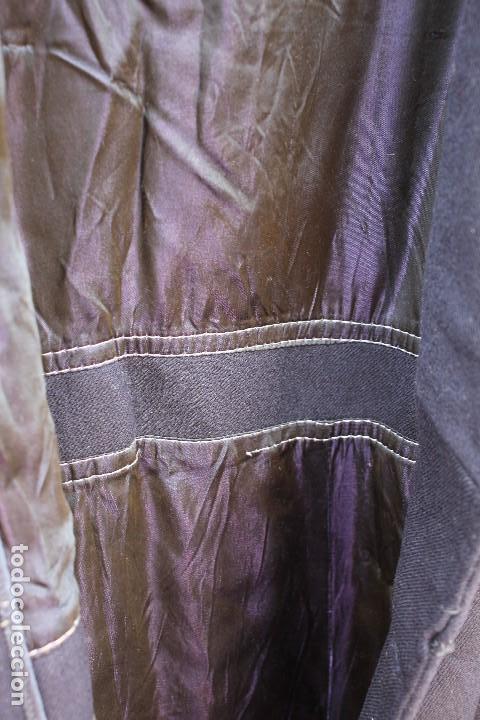 Vintage: Abrigo marinero de pura lana de Cortefiel, años 60 - Foto 9 - 158454330