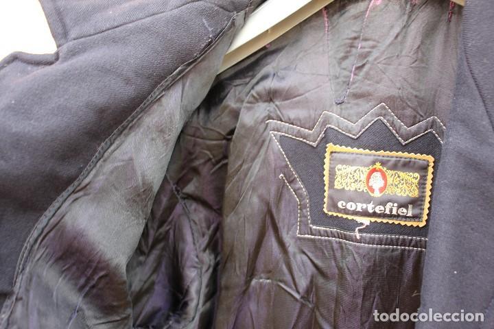 Vintage: Abrigo marinero de pura lana de Cortefiel, años 60 - Foto 10 - 158454330