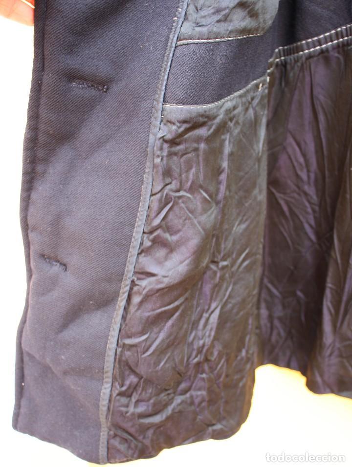 Vintage: Abrigo marinero de pura lana de Cortefiel, años 60 - Foto 11 - 158454330