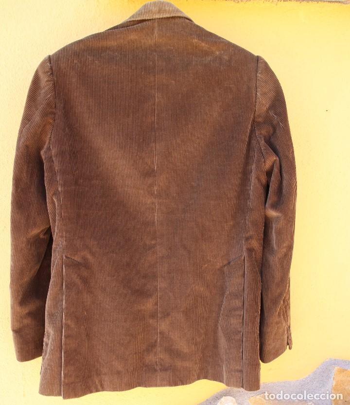 Vintage: Chaqueta de pana clásica, años 70 - Foto 5 - 158617434