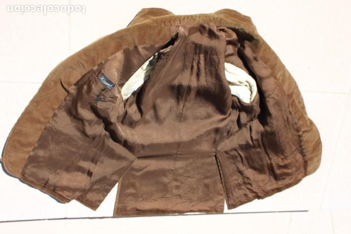 Vintage: Chaqueta de pana clásica, años 70 - Foto 10 - 158617434