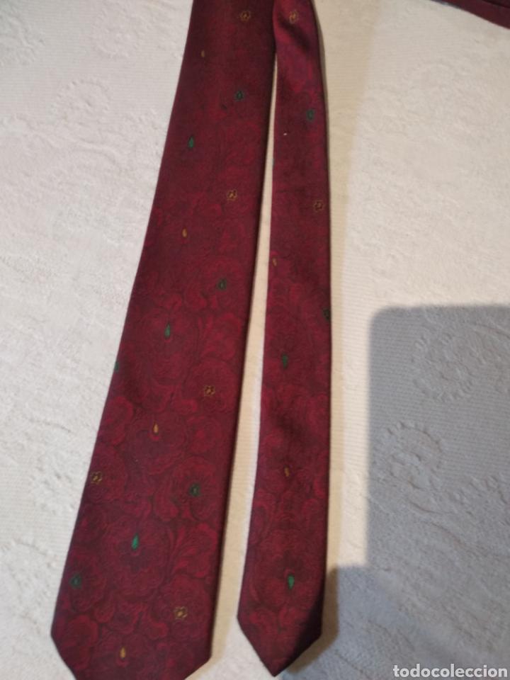 Vintage: Corbata Christian dior. Pura seda - Foto 3 - 158689666