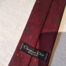 Vintage: CORBATA CHRISTIAN DIOR. PURA SEDA. Lote 158689666