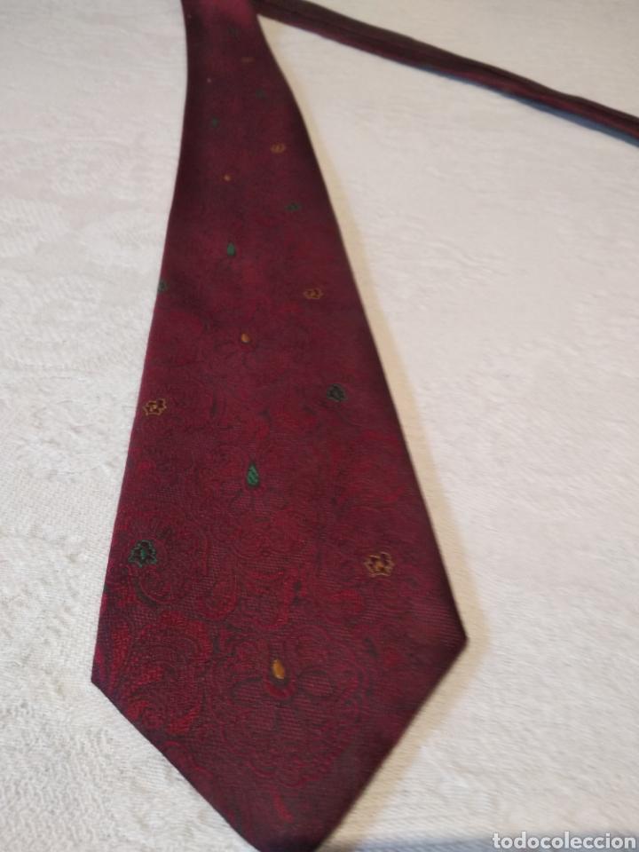 Vintage: Corbata Christian dior. Pura seda - Foto 2 - 158689666