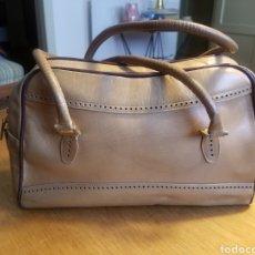 Vintage: BOLSO PIEL. Lote 159233530